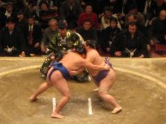 魁皇vs.鶴竜